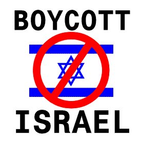 Image That Appeared on Anti-Israel Website: The True Anti-Semitic Nature of BDS