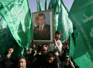 A Hamas parade in Gaza honoring Turkish PM Erdogan: And Israel is supposed to apologize to Turkey?
