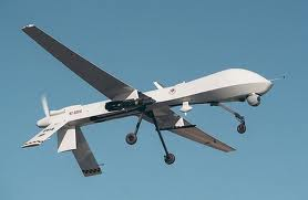 Israeli Predator Drone--used by NATO in Iraq and Aghanistan--and by Turkey against the Kurds.
