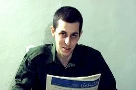 A gaunt Gilad Shalit years ago