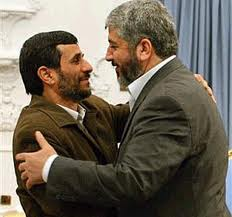 Ahmadinejad and Mashaal