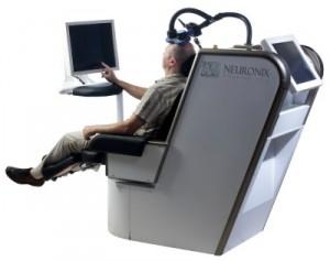 The Neuronix neuroadaptive device to treat Alzheimers.