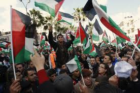 "Why are these Palestinians celebrating possible statehood? Most of them would not become citizens of ""Palestine"" anyway."