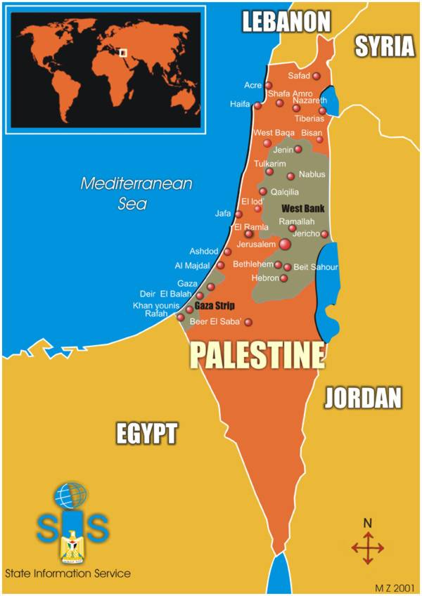 The Two State Solution...