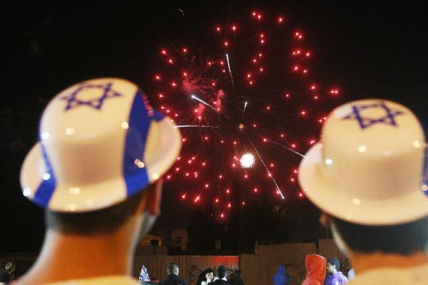Fireworks last night!