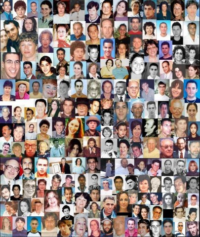 Virtually every Israeli knows someone in these photographs. Shouldn't their lives count for something?