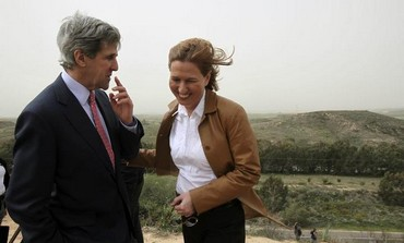 And so the Kerry-Livni dance of death for Israel begins--with Netanyahu's blessing.