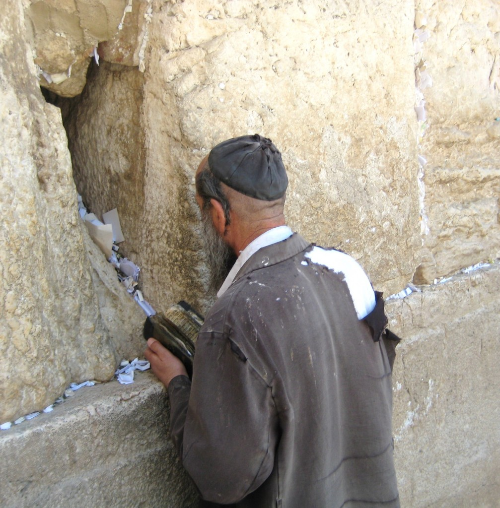 If you want to know what the Kotel means to Judaism . . .
