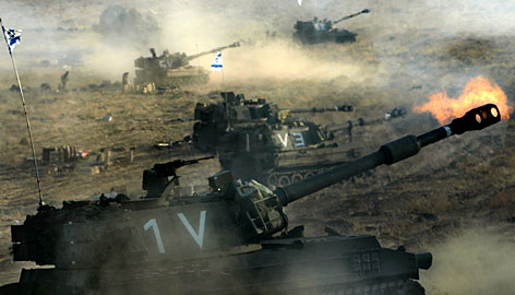 Virtually all training for Israeli armor units has been eliminated.