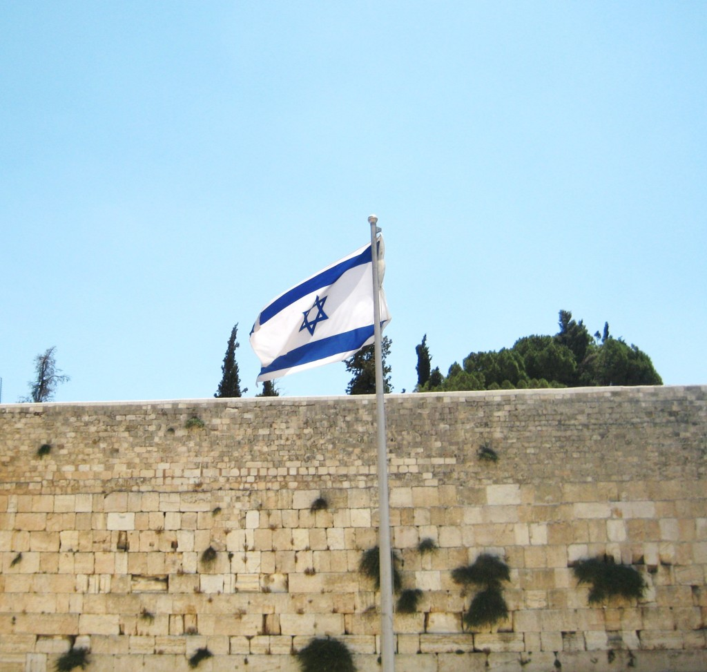 Perhaps it is behind this section of the Wall that the 3rd Temple will rise one day.