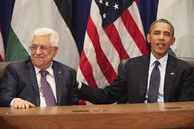The U.S. is now fully committed to the Palestinian side.