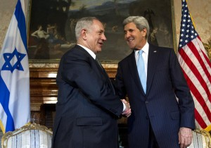 Netanyahu got nothing. Kerry received more Israeli concessions.