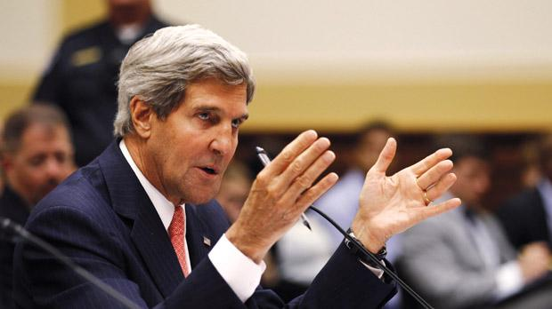 It is time to ask ourselves: does John Kerry have any idea what he is talking about? (picture: Times of Malta).