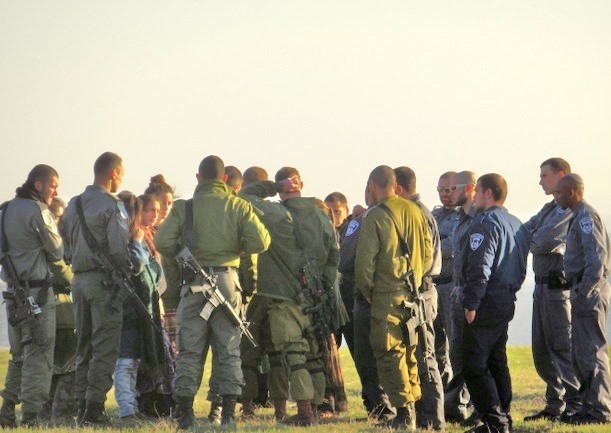 Your humble servant has only positive words for the brave soldiers of the IDF. The problem is the IDF COGAT command that administers Judea and Samaria.