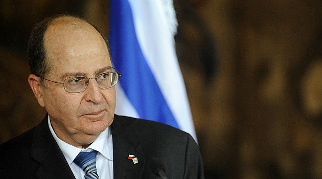 Telling it like it is: Israel Defense Minister Moshe Ya'alon (picture: forward.com).