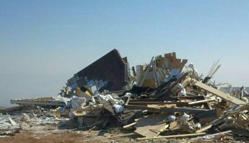 More destruction (picture: Observation Agency).