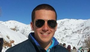 IDF Capt. Tal Nachman (picture: Haaretz).