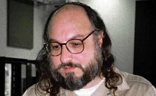 Jonathan Pollard (picture: Jewish Journal).