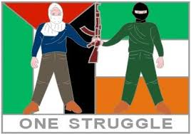 Everyone knows that the Yasser Arafat, Mahmoud Abbas, and the PLO  supplied weapons to the IRA.