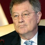 U.N. Middle East envoy Robert Serry atte