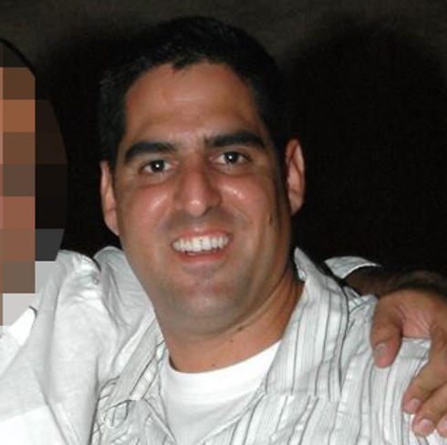 Dror Hanin, murdered by Palestinian terrorists as he was lending a helping hand yesterday (picture: Ynet).