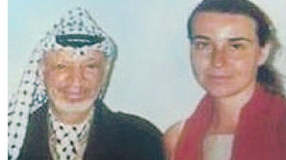 This fuzzy picture of Mogherini with Arafat remained prominently displayed on Facebook page until recently.