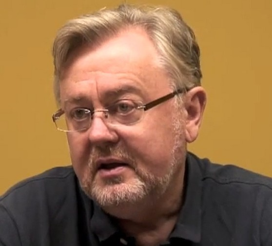 William Schabas. Paid PLO consultant and head of the UNCHR war crimes commission until his resignation today.