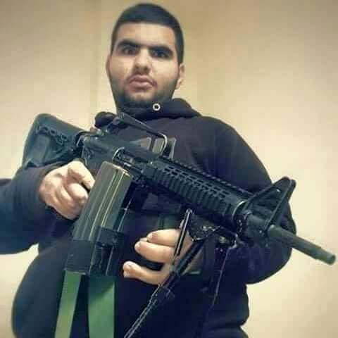 "Mohammed Sami al-Ksbeh, a Palestinian ""child""."