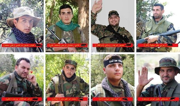 The Hezbollah death toll continues to mount.