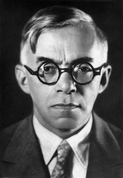 Ze'ev Jabotinsky (1935 photo): Zionist leader, author, poet, orator, soldier and founder of the Jewish Self-Defense Organization in Odessa.