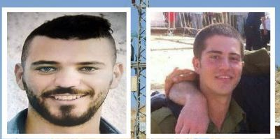 Hussam Tapesh (left) and Solomon Rindenow (right). May their memories be blessed.