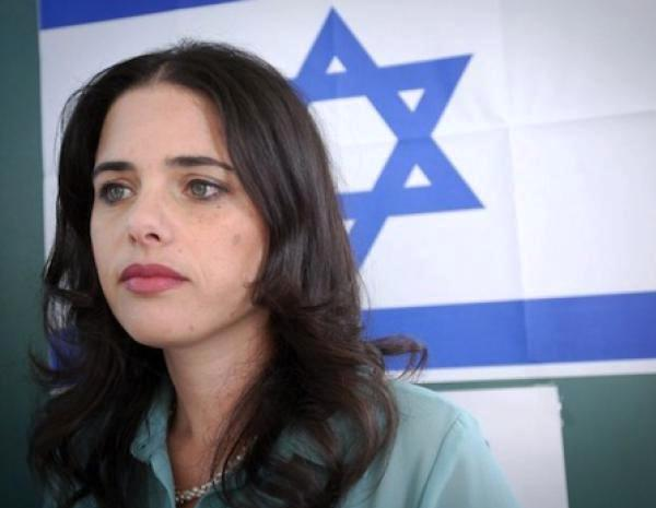 A committed and dedicated Zionist, Shaked is making dramatic changes in the Israeli judiciary.