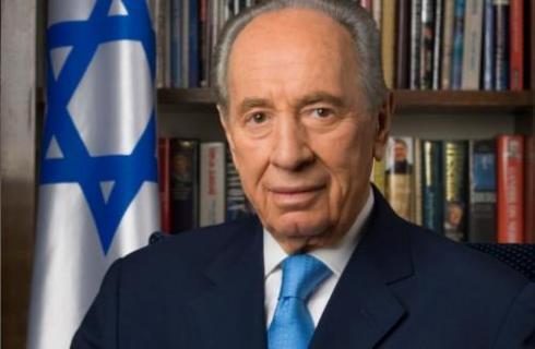 Shimon Peres (1923-2016).