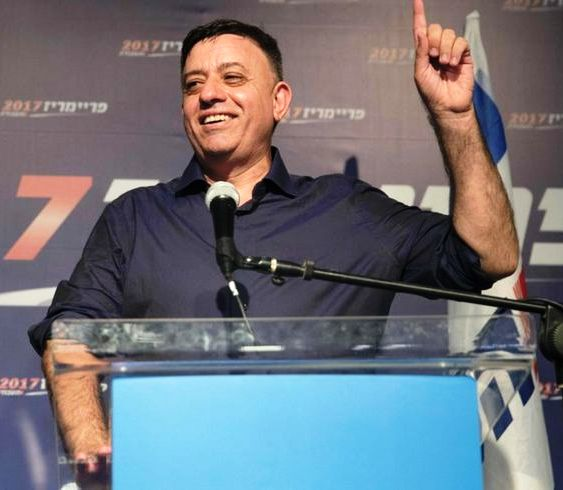 Avi Gabbay, the new leader of the Labor Party.