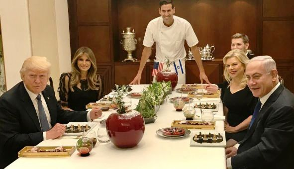 Dinners at the Prime Minister's residence in Jerusalem are not merely family affairs.