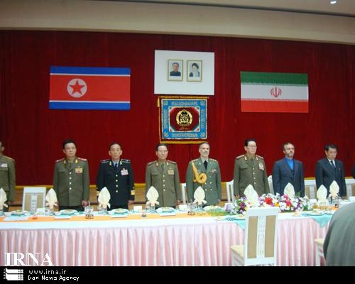 Iranian-North Korean collaboration has been a well known fact for decades. This picture taken in North Korean in 2010 illustrates the point.