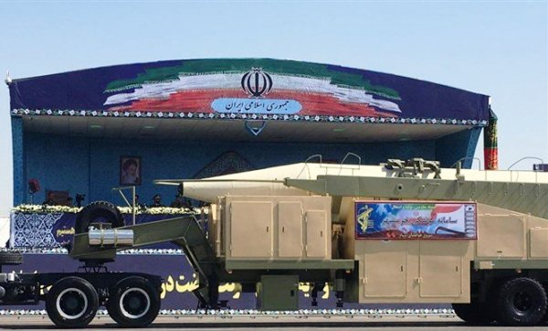 Iran's newest weapon to hit Israel with.