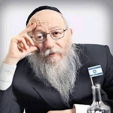 Yaakov Litzman. Is the fate of the government in his hands?