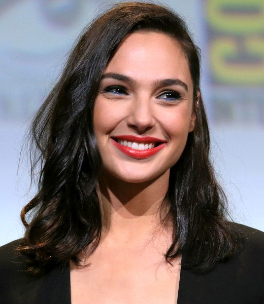 Gal Gadot. The most popular actress in the world according to IMBD.