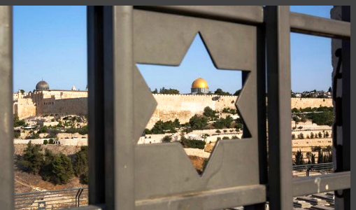 Is a new day about to dawn over Jerusalem and the Middle East? (photo: Fox).