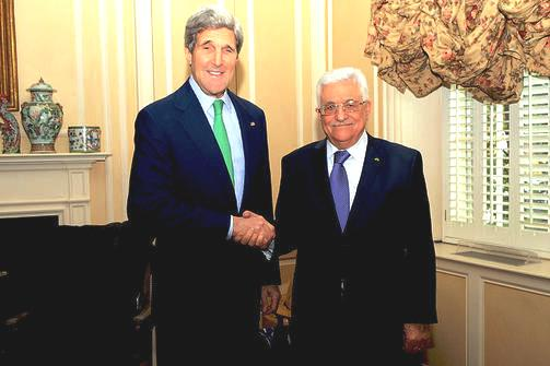 There has never been any doubt as to Kerry's love for the Palestinians and his despising of Israel.