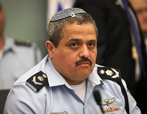 Israel Police Commissioner Roni Alsheich under attack before a Knesset panel yesterday.