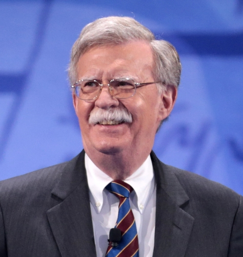 A seasoned diplomat and brilliant strategic thinker, Bolton would seem to be the obvious choice.