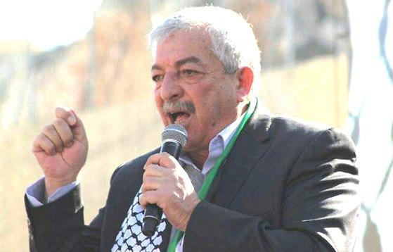 The next terrorist poised to take over the PLO: Mahmud Al-Allul.