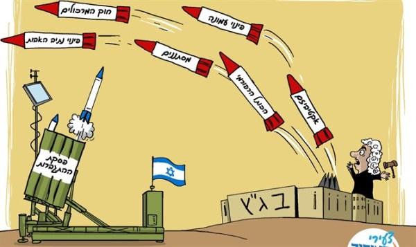 Cartoonist: Yossi Shahar
